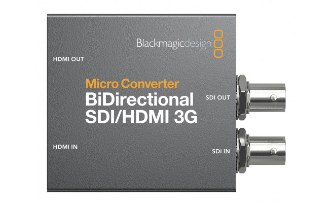 Blackmagic Micro Converter BiDirectionnal SDI/HDMI 3G-0