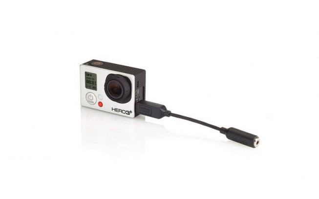 GoPro Adaptateur micro 3,5 mm-0