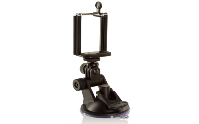 Shape SIMPLE SUCTION CUP WITH SMARTPHONE MOUNT-2