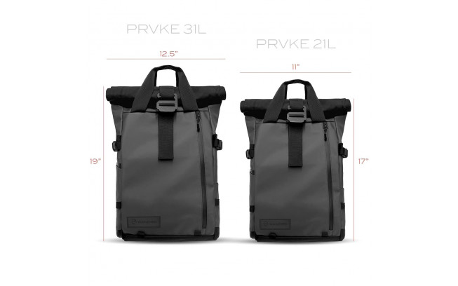 Wandrd PRVKE 31L Black Bundle-5