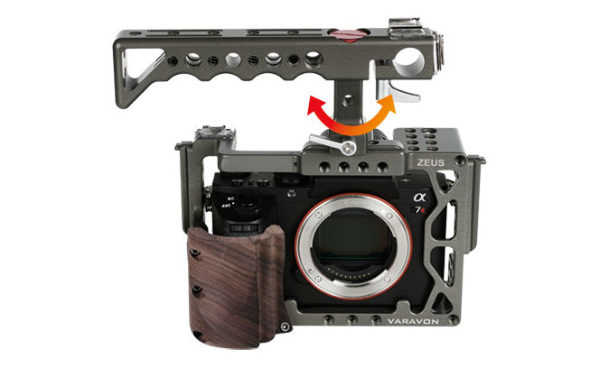 Varavon ZEUS - Standard Cage for A7RII & A7SII & A7II-2